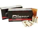CCI Blazer 45 Long Colt Ammo 200 Grain Jacketed Hollow Point