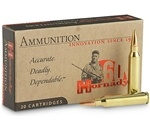 Hornady Custom 223 Remington Ammo 75 Grain Match Hollow Point Boat Tail