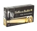 Sellier & Bellot 6.5 Creedmoor Ammo 140 Grain Soft Point