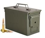 Federal Lake City 7.62x51mm Ammo 149 Grain FMJ Bulk in Ammo Can