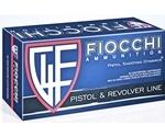 Fiocchi Shooting Dynamics 10mm AUTO Ammo 180 Grain Full Metal Jacket