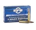 Prvi Partizan 7.65mm Argentine Mauser Ammo 174 Grain FMJBT