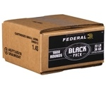 Federal 22 Long Rifle Ammo 36 Grain Copper Plated HP 1600 Rounds