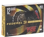 "Federal Premium HEAVYWEIGHT TSS 12 Gauge Ammo 12 Gauge, 3.5"" 2-1/4 oz #9 Shot"