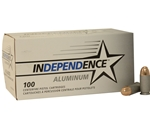 Independence Aluminum 45 ACP AUTO Ammo 230 Grain Full Metal Jacket