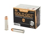 Speer Gold Dot 357 Magnum Ammo 158 Grain Jacketed Hollow Point