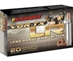 Barnes VOR-TX Long Range 6mm Creedmoor Ammo 95 Grain Polymer Tipped Boat Tail Lead-Free
