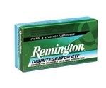 Remington Disintegrator Lead-Free CTF 40 S&W Ammo 125 Grain FMJ Frangible Bullet