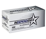 Independence Aluminum 40 S&W Ammo 180 Grain Full Metal Jacket