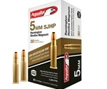 Aguila 5mm Remington Magnum Ammo 30 Grain Jacketed Hollow Point