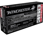 Winchester 350 Legend 265 Grain Super Suppressed Open Tip Subsonic