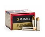 Federal Personal Defense Ammo 38 Special 129 Gr +P Hydra-Shok JHP