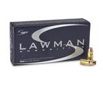 Speer Lawman 357 SIG Ammo 125 Grain TMJ