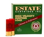 "Estate Ammo High Velocity 12 Gauge Ammo  2 3/4""- 1 oz Rifle Slug"