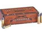 Ultramax Cowboy Action Ammunition 45 Colt (Long Colt) 250 Grain Lead Flat Nose Box of 50