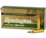 Remington Premier Match 6.8mm Remington SPC Ammo 115 Gr SMKHP