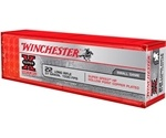 Winchester Super-X 22 Long Rifle 37 Gr. Plated Lead Hollow Point