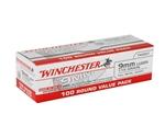Winchester USA 9mm Luger 115 Grain FMJ VP
