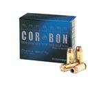 Cor-Bon Self-Defense 9mm Luger Ammo +P 115 Grain JHP