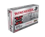 Winchester Super-X 270 Winchester Ammo 130 Grain Power-Point