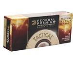 Federal Tactical TRU 223 Remington Ammo 55 Grain Nosler Ballistic