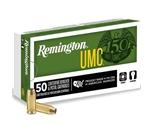 Remington UMC 40 S&W Ammo 165 Grain FMJ