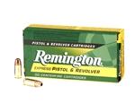 Remington Express 9mm Luger Ammo +P 115 Grain JHP