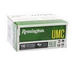 Remington UMC 357 Magnum Ammo 125 Grain SJHP Value Pack