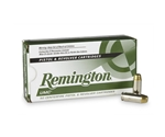 Remington UMC 10mm Auto Ammo 180 Grain Nickel Plated FMJ