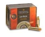 Federal Personal Defense 357 Magnum Ammo 130 Grain Hydra-Shok JHP