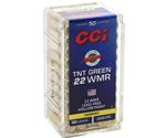 CCI Maxi-Mag 22 WMR 30 Gr. Speer TNT Green Hollow Point Lead-Free