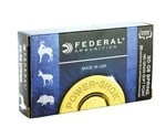Federal Power-Shok 30-06 Springfield Ammo 180 Grain SP