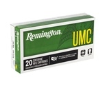 Remington UMC 308 Winchester 150 Grain Full Metal Jacket