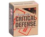 Hornady Critical Defense 45 ACP AUTO Ammo 185 Grain Flex Tip eXpanding