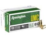 Remington UMC 45 ACP Auto Ammo 230 Grain FMJ VP 100 Rds