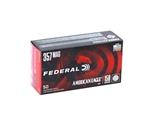 Federal American Eagle 357 Magnum Ammo 158 Grain JSP