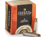 Federal 357 Magnum Ammo 158 Grain Hydra-Shok Jacketed Hollow Point