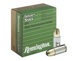 Remington Golden Saber 357 Magnum Ammo 125 Grain BrasRemington Golden Saber 357 Magnum Ammo 125 Grain Brass JHP