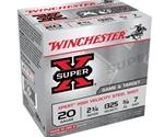 "Winchester Expert High Velocity 20 Gauge 2 3/4""-1oz. Steel #7 Shot Box of 25 Rounds"