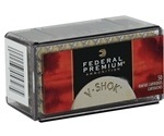Federal V-Shok 22 WMR Ammo 30 Grain Speer TNT HP