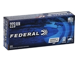 Federal American Eagle 223 Remington Ammo 50 Grain Jacketed Hollow Point
