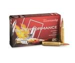 Hornady Superformance 6mm Remington Ammo 95 Gr SST