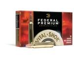 223 Remington Ammo-Federal Premium Vital-Shok Rifle Ammunition 223 Remington 60 Grain Nosler Partition Ammo