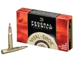Federal 243 Winchester Ammo 100 Grain Sierra GameKing Soft Point Boat Tail