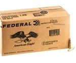 Federal Lake City 5.56mm NATO Ammo 62 Grain FMJ Green Tip Bulk