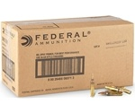 Federal 5.56mm NATO Ammo 55 Grain Full Metal Jacket 1000 Rounds Bulk