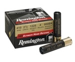 "Remington Ultimate Home Defense 410 Ga Ammo 2 1/2"" 000 Buckshot"