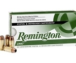 Remington UMC 357 SIG Ammo 125 Grain Jacketed Hollow Point