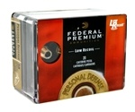 Federal Personal Defense 40 S&W Ammo 165 Grain Hydra-Shok JHP