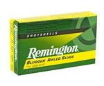 """Remington Slugger 12 Gauge Ammo 2-3/4"""" 1 oz Rifled Lead Slug"""